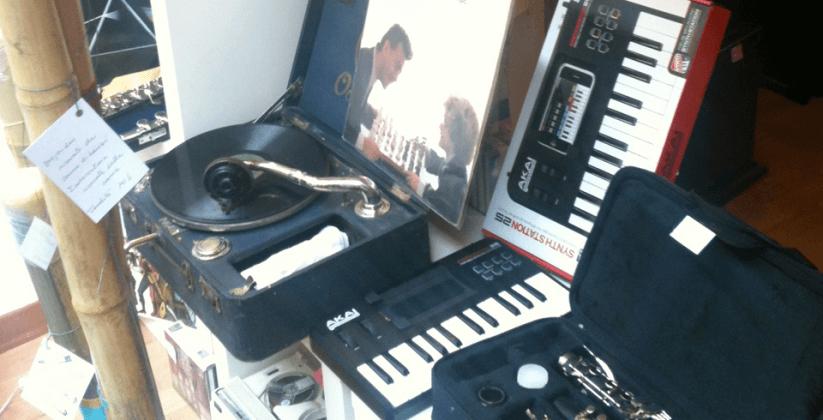 Mercatino articoli musicali usati benvenuti su advitaly for Mercatini usato torino